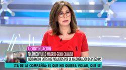 Ana Rosa Quintana se pronuncia y deja muy clara su postura ante las imágenes más