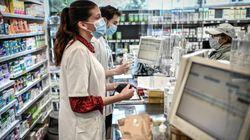 Le formulaire pour retirer un masque en tissu en pharmacie à Paris est en
