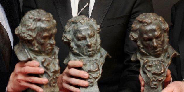 Estatuillas de los Premios