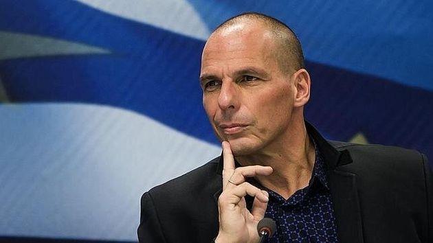 Yanis Varoufakis, exministro griego de