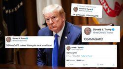 Fragilisé, Trump se déchaîne sur un obscur