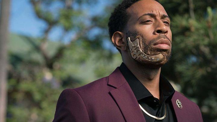 "Chris ""Ludacris"" Bridges in ""John Henry."""
