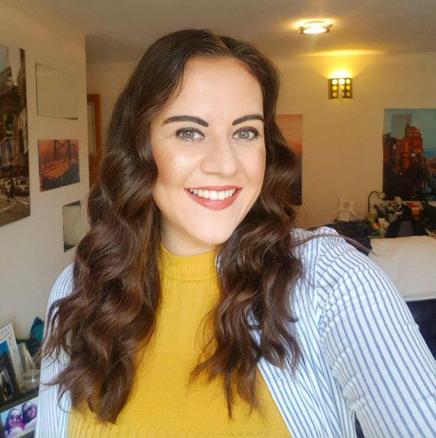 Jessica Phillips, who lives near the Brecon