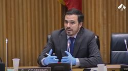 Un diputado de Vox confunde a Alberto Garzón con su hermano y la respuesta del ministro lo deja