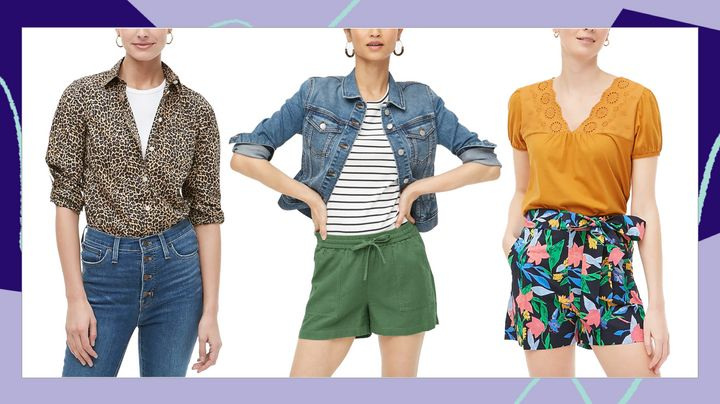 You won't want to miss this J.Crew Factory sale.