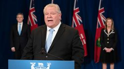 Ford Admits He Broke Ban On Gatherings To Have Kids