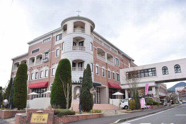 慈恵病院(2019年12月)