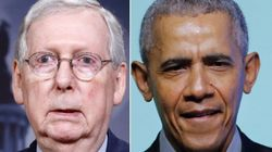 Barack Obama Speaks Out After Mitch McConnell Tells Him To Keep His 'Mouth
