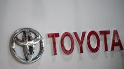 Toyota prevede crollo utile del