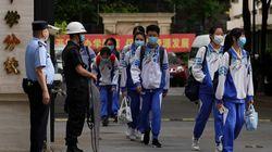 マスクを着け体育の授業→生徒の死亡が相次いだ中国で「N95マスク」の着用を禁止する方針