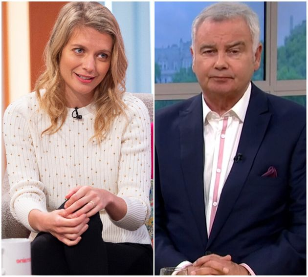 Rachel Riley Calls Out Eamonn Holmes' 'Ridiculous' And 'Dangerous' Comments About 5G And Coronavirus