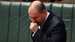Australian Treasurer Tested For COVID-19 After Coughing