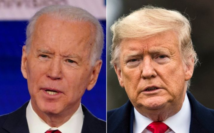 'Most Deranged I've Ever Seen': Critics Rip Trump's 'Desperate' Attack On Biden