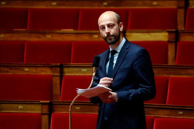 Stanislas Guérini à l'Assemblée nationale le 21