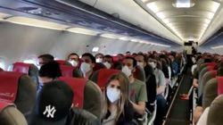 La Guardia Civil denuncia a Iberia y Air Europa por incumplir las medidas sanitarias en tres