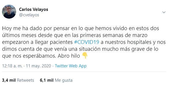 Carlos Velayos en