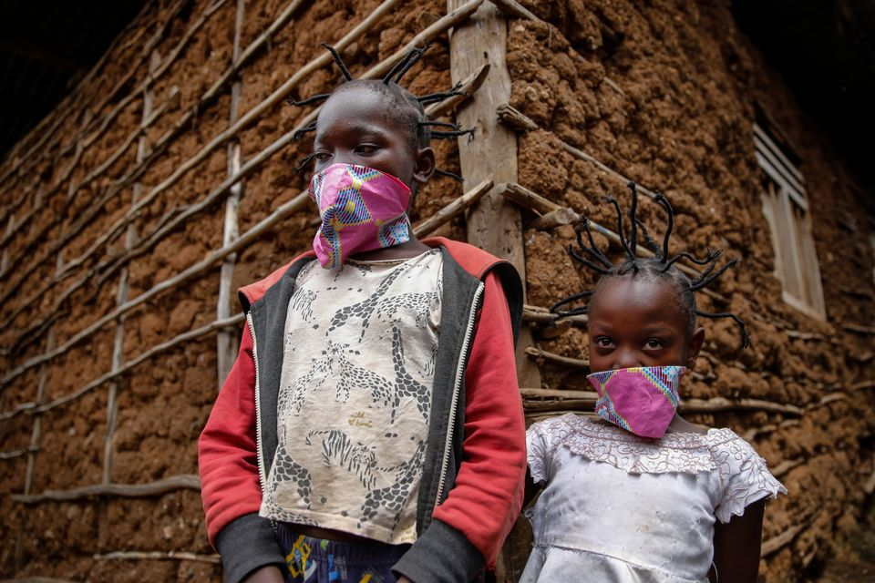 H Αφρική λανσάρει το χτένισμα του