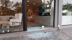Διαρρήκτες τα «έσπασαν» σε γνωστό κατάστημα στο