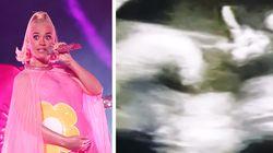 Katy Perry mostra l'ecografia  ironica della figlia e chiarisce la crisi con Orlando