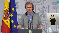 Fernando Simón, tras las imágenes que han circulado por redes: