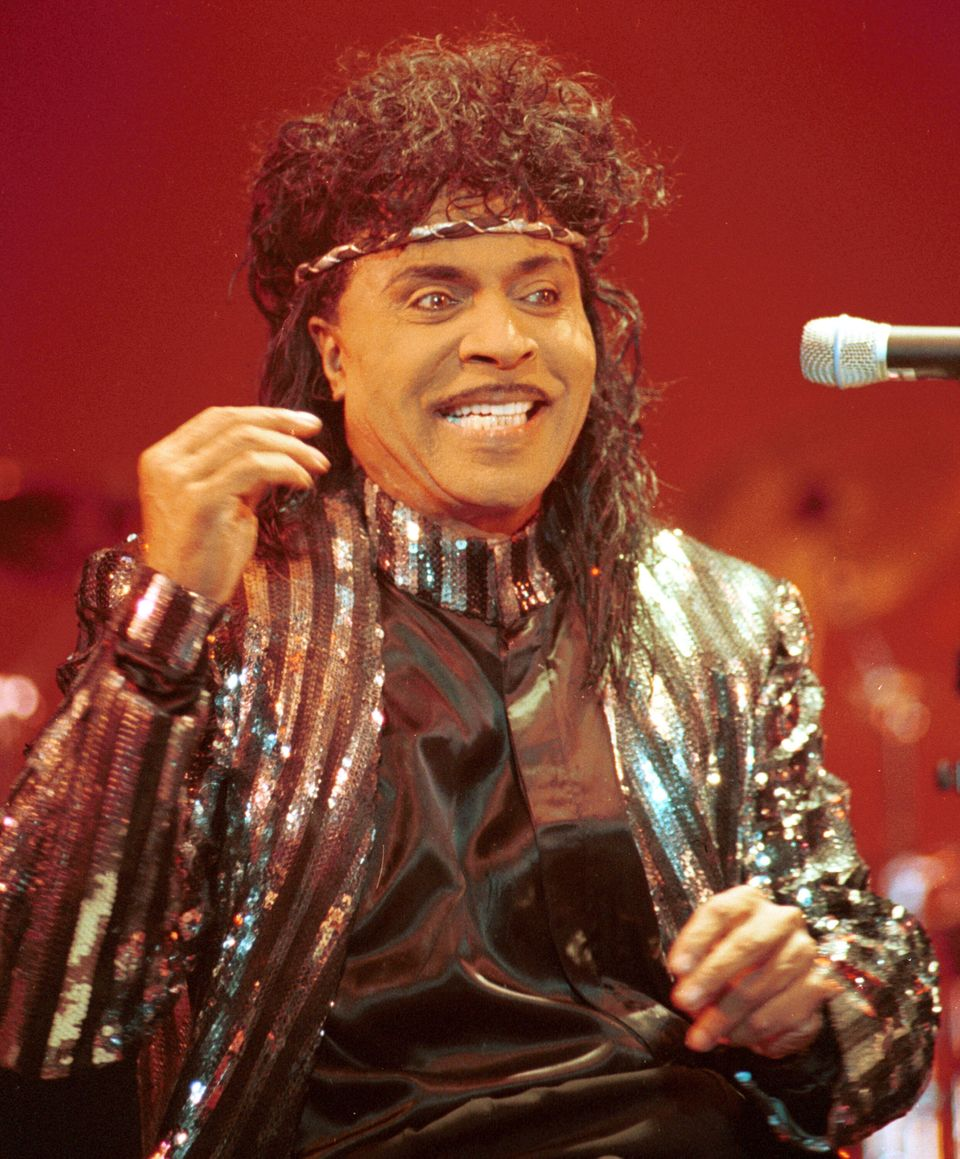 <strong>Little Richard (1932 - 2020)<br><br></strong>The pioneering rock and roll singer died at his home in Tennessee, short