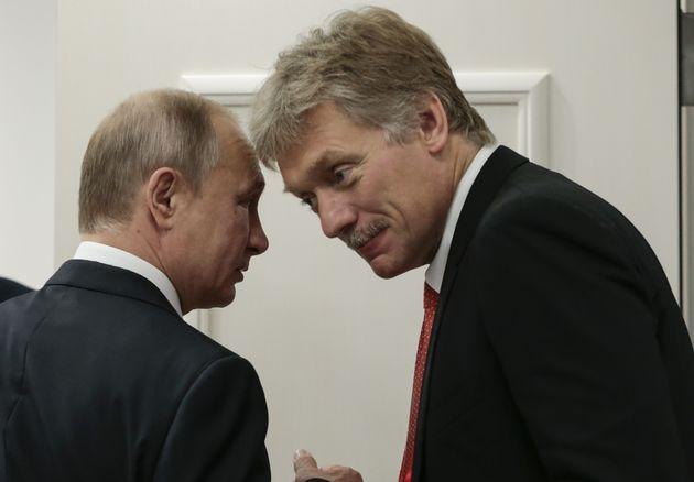 Positivo al coronavirus Dmitry Peskov, portavoce di Vladimir