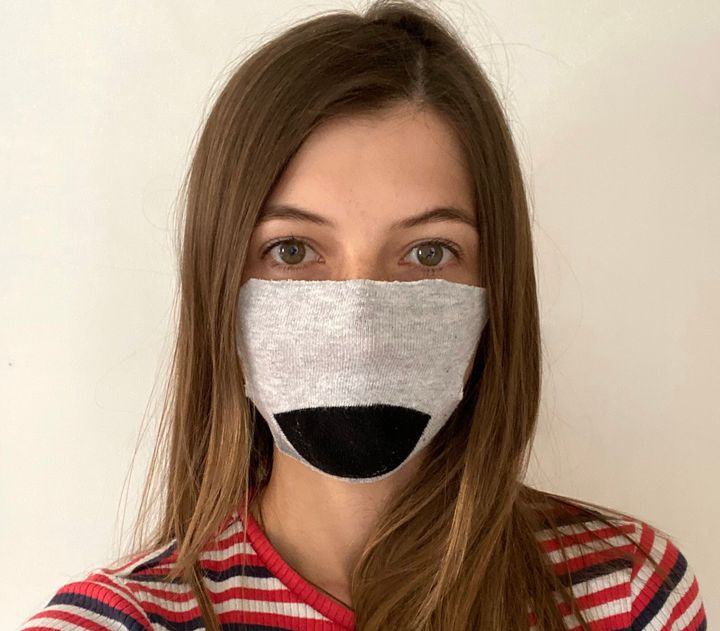 Sock face masks are easy to make – but are they effective?