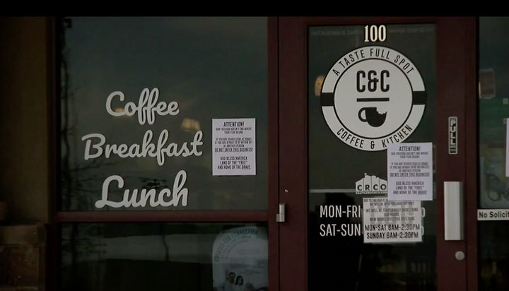 C&C Coffee and Kitchen in Castle Rock, Colorado, had its license suspended indefinitely on Monday after it ignored a stat