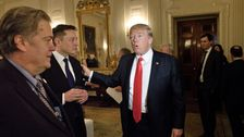 Trump Tweets Support For Tesla Reopening During Deadly Pandemic