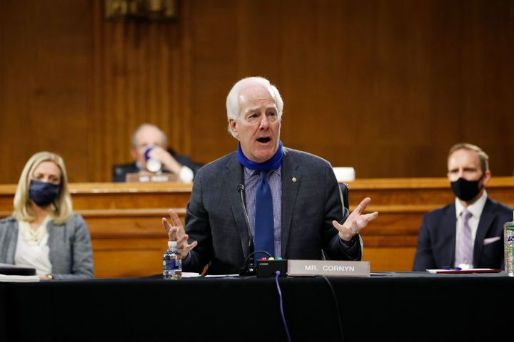 U.S. Sen. John Cornyn incorrectly stated that MERS and swine flu originated in China. MERS was first detected in Saudi Arabia, and swine flu in the U.S.