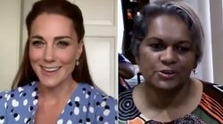 Kate Middleton Surprises Indigenous Nurses With Zoom