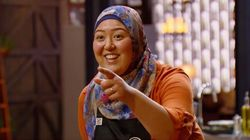 MasterChef's Amina Addresses Non-Halal Dish, Cooking With