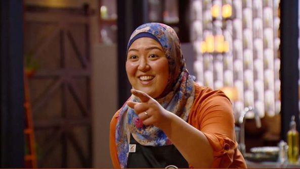 'MasterChef Australia: Back To Win' contestant Amina