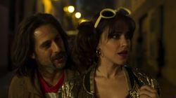 El 'look' de Lola y Pacino y otros guiños ocultos a los 80 en 'El ministerio del