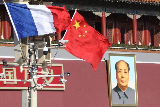 La France a répondu à la Chine de se