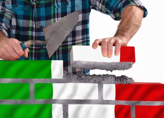 Ricostruzione, non semplice