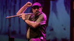 Ian Anderson dei Jethro Tull: