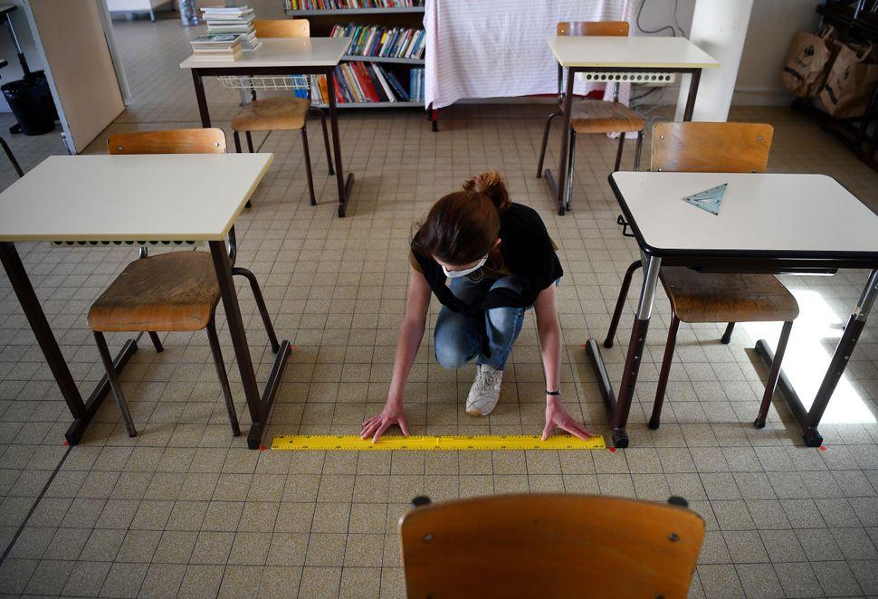 Σχολείο στην Γαλλία...