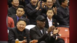 Dennis Rodman Dishes On His Bonkers Night Out With Kim Jong