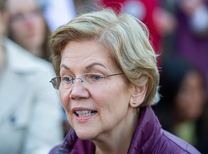Sen. Elizabeth Warren and other Democrats want to lengthen the statute of limitations for worker lawsuits due to the pandemic