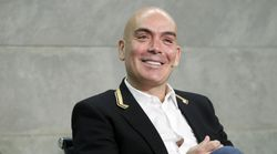 Kike Sarasola, el empresario atípico que aloja a Díaz
