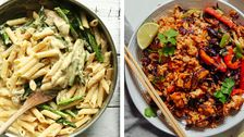 33 Easy Vegan Dinner Recipes You'll Fall In Love With
