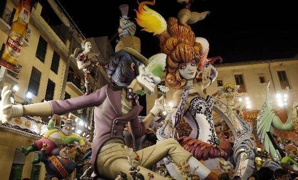 Imagen de Las Fallas en