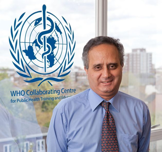 Azeem Majeed, professor of primary care and head of the department of primary care and public health...