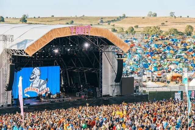 Y Not festival is one of many independent festivals facing extreme financial difficulties this