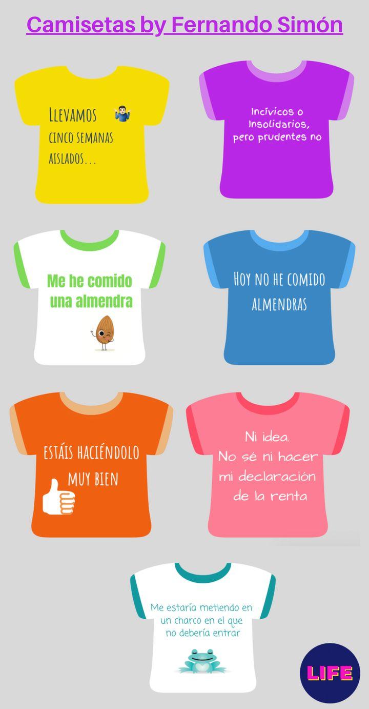 Siete frases de Fernando Simón que deberían convertirse en camiseta.