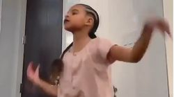 Watch Blue Ivy Show Off Dance Moves That Rival Mom