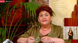 Teresa Bellanova si commuove parlando di regolarizzazione dei