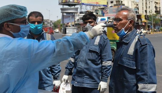 Gujarat's COVID Response Hampered By Lack Of Affordable PPE, Harassment By Cops: Private