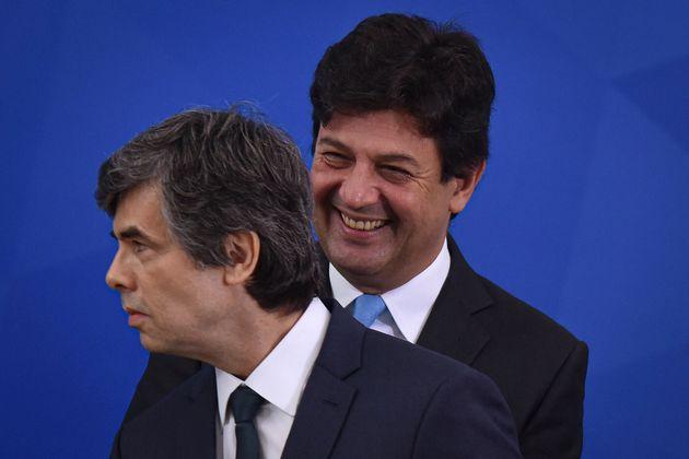 Bolsonaro atuou de forma semelhante com Mandetta, que foi deixado de lado de reuniões no Palácio...